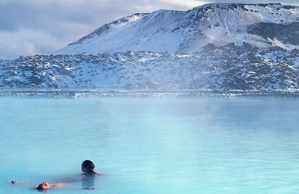 Self Drive on Day 1 at the Blue Lagoon, Golden Circle trip in Iceland