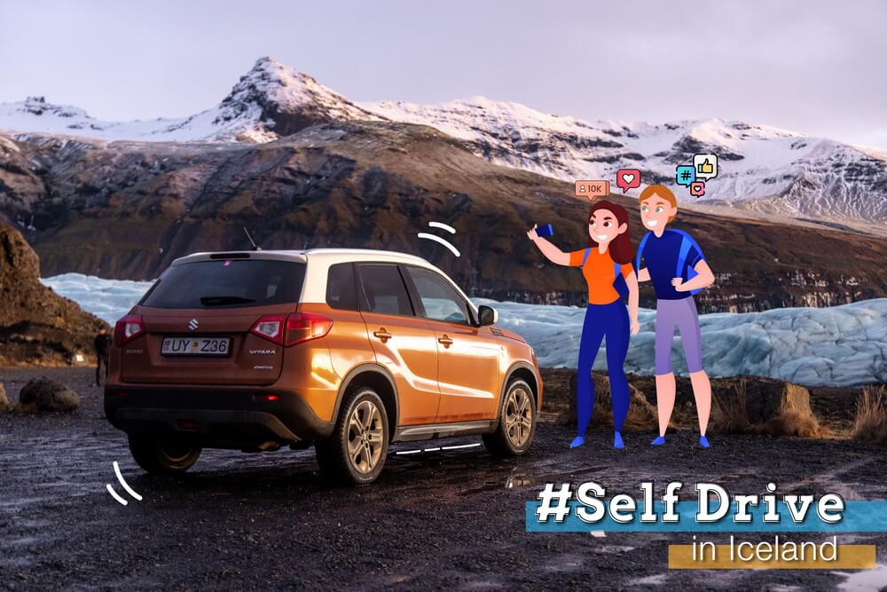 Travel Iceland with Self Drive